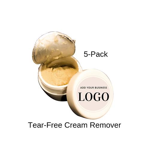 **5 Pack**Quick Lash Remover Cream
