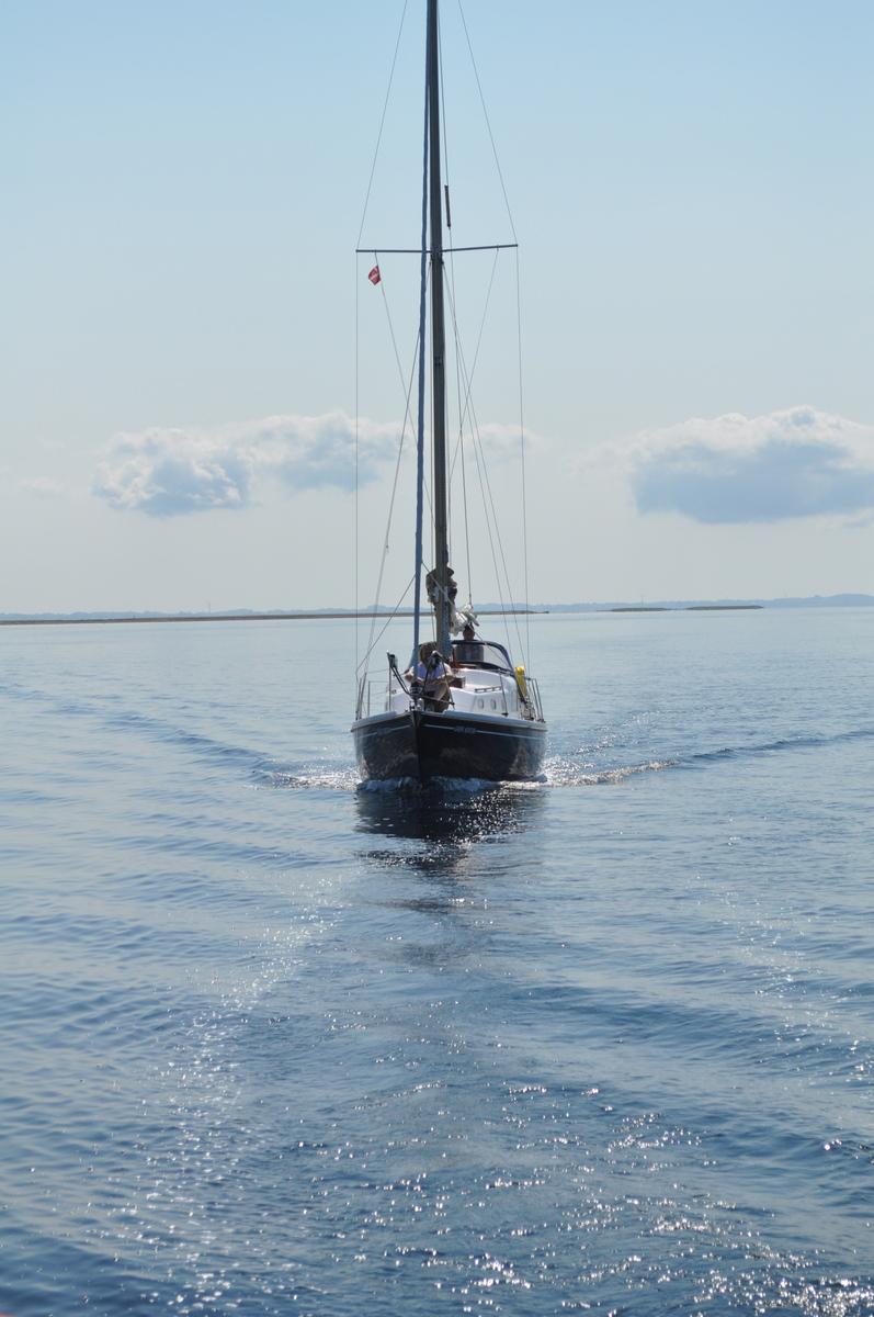 BluePort Hamburg - Segeln, naja ohne Segel