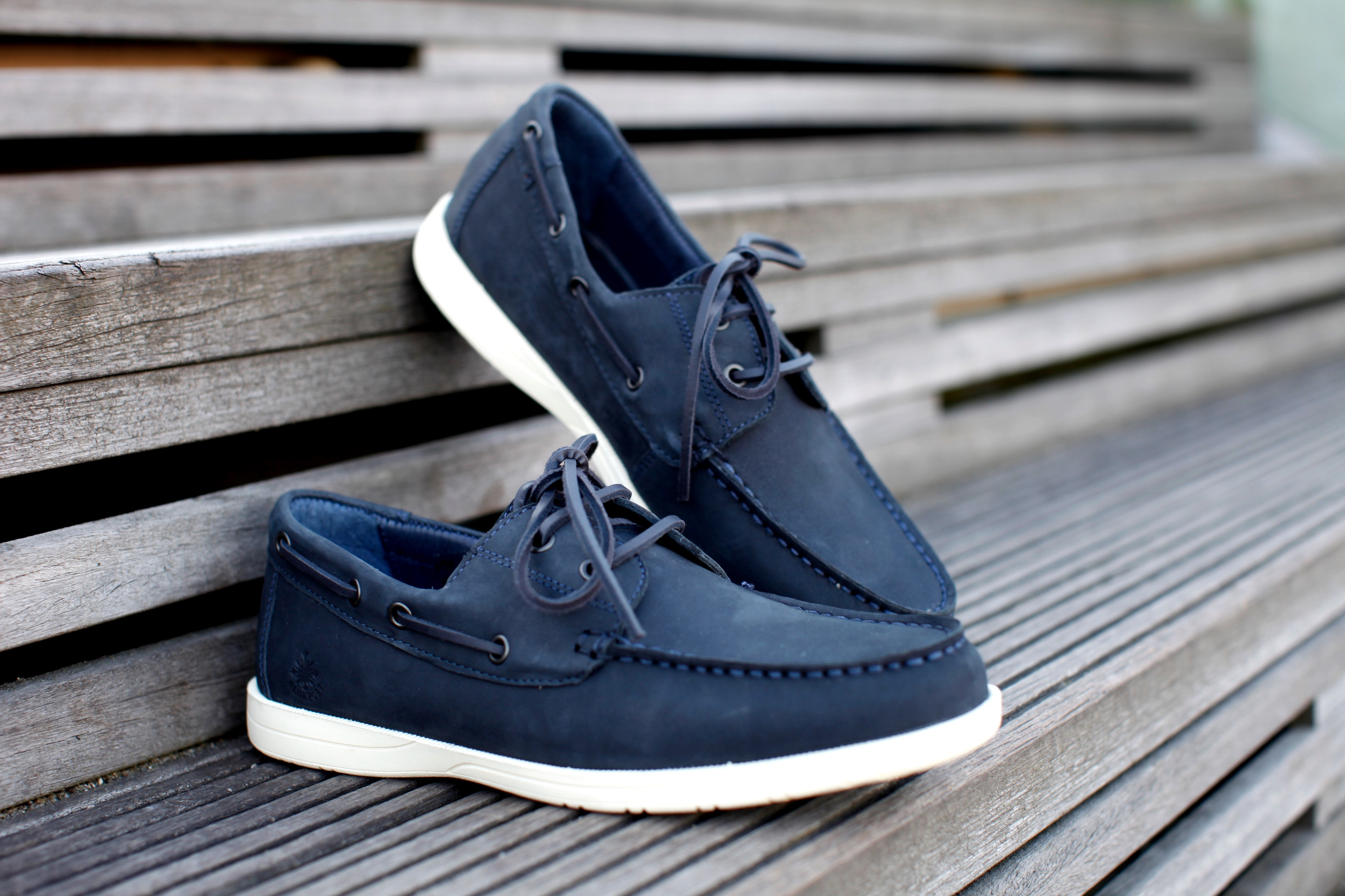 "BluePort Hamburg SEGELSCHUH ""PROLITE CREW"" IN NAVY"