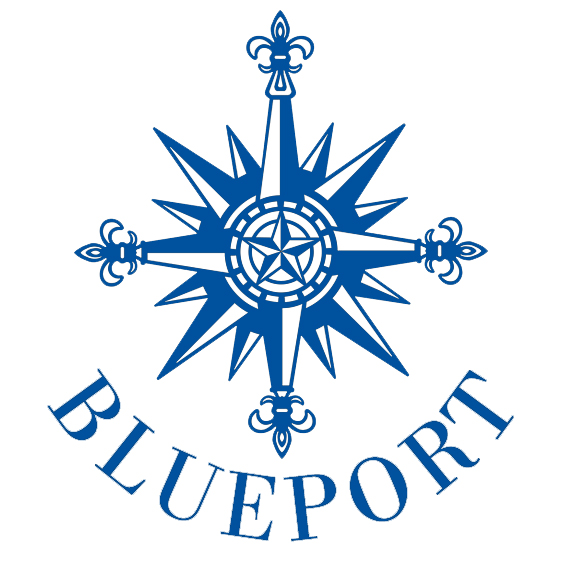 BluePort Hamburg Logo