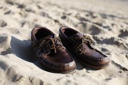 BluePort Segelschuhe Comfort im Sand