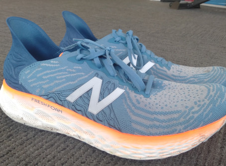 New Balance 1080v10 - The Running Shoe Review