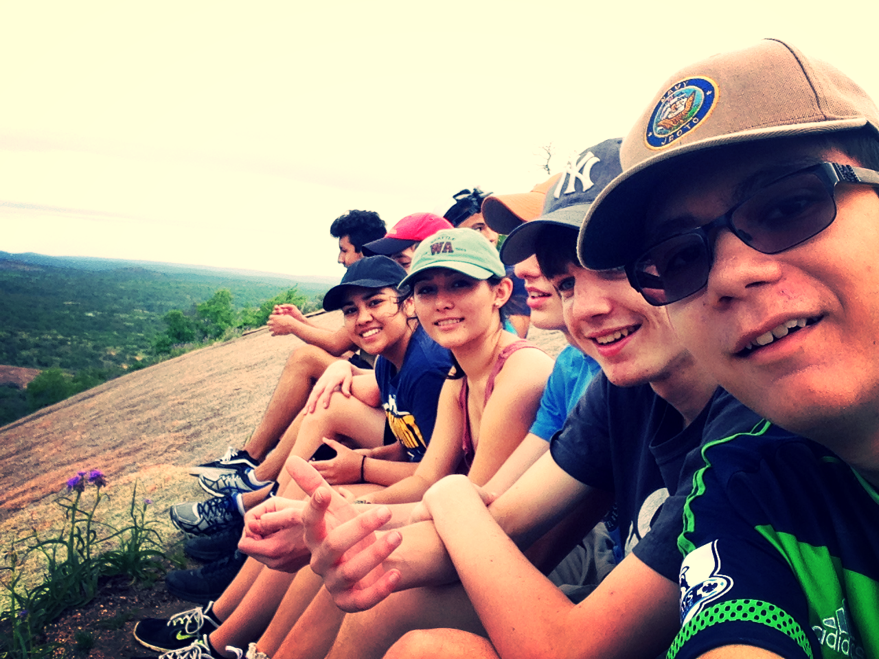 IBSO Enchanted Rock Trip