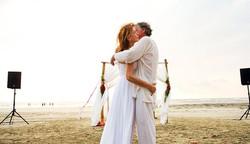 Blue Spirit Beach Wedding
