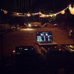 La Luna DJ Setup