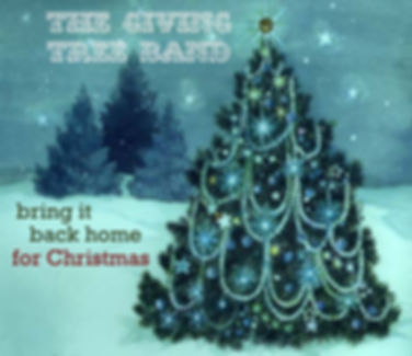 The Giving Tree Band, Bring It Back Home For Christmas