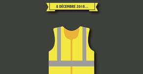 Les gilets jaunes & la paix en France