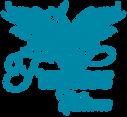 Logo Fawkes Edition - rosette la poule