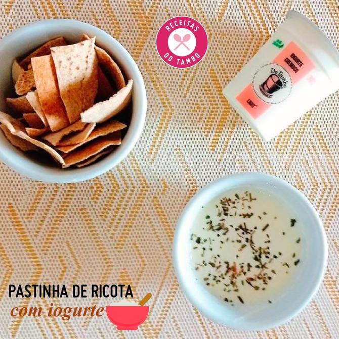 Pastinha de Iogurte