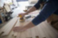 Oficina de carpinteiro