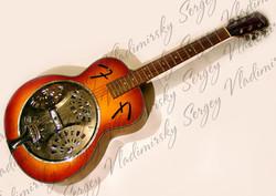 Guitarra DOBRO (Dopera Brothers)