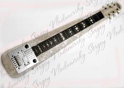 Guitarra slide