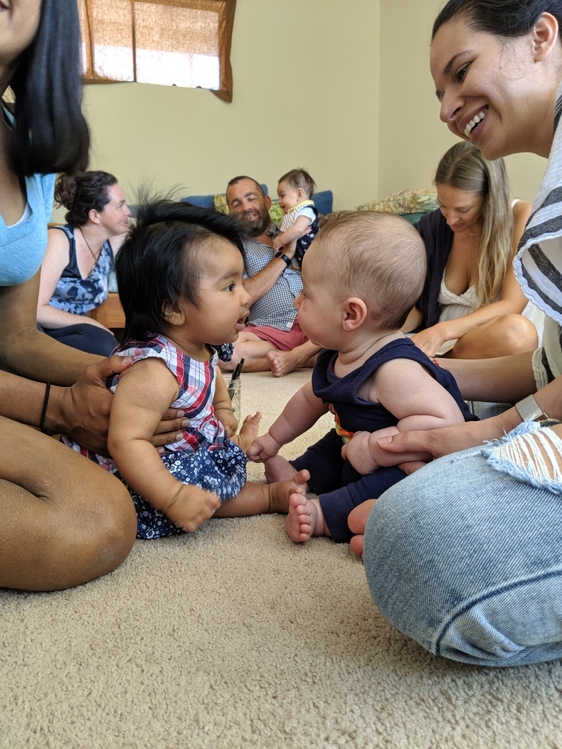 Babies are conscious beings