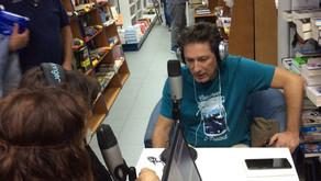 'Io leggo perché...': gli studenti di De Sanctis Web Radio alla libreria Imagine's Book di Salerno