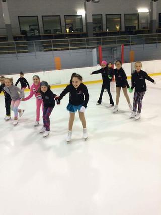 Activité sur glace