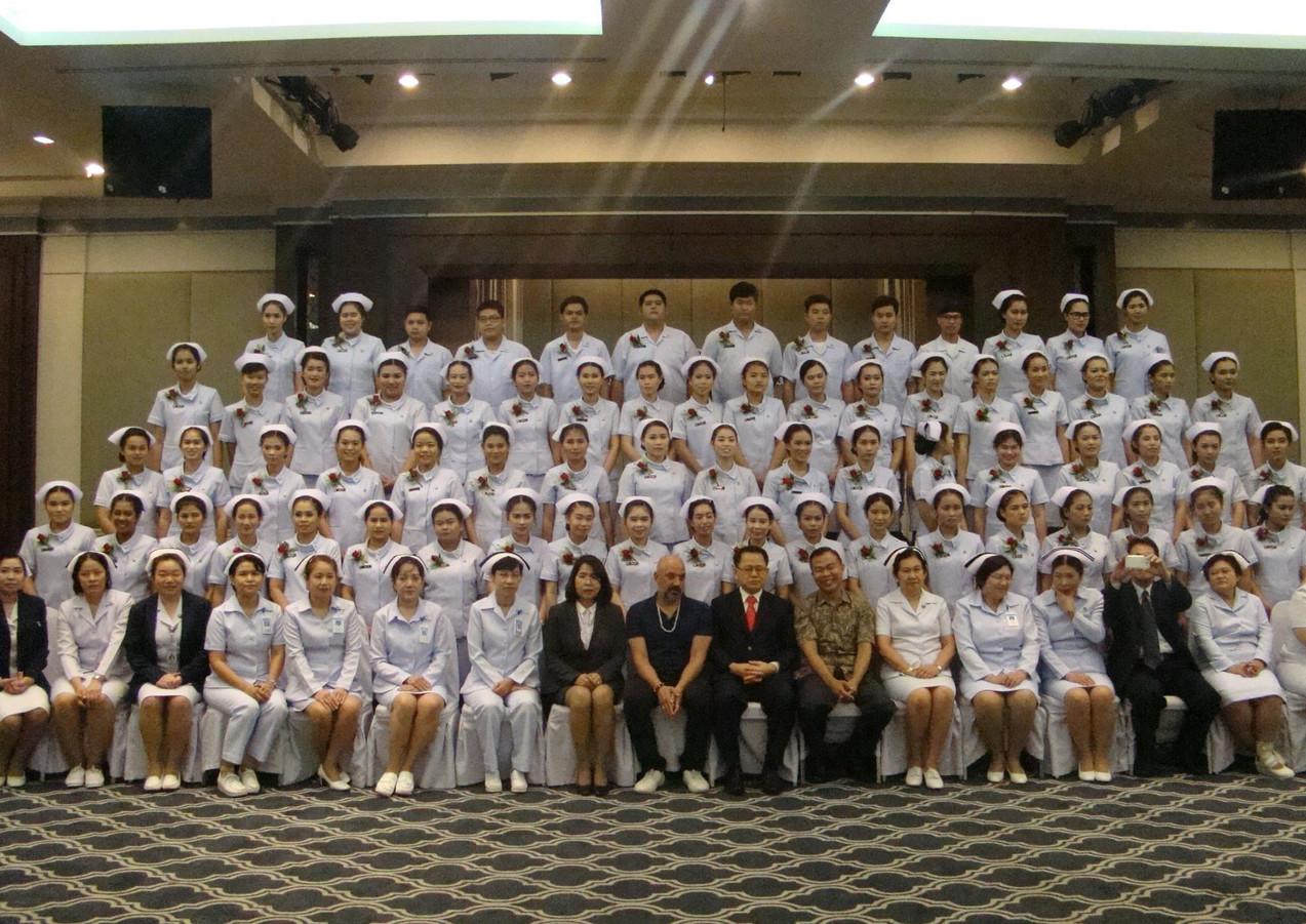 New Graduated CLC Wat Arun on Graduation