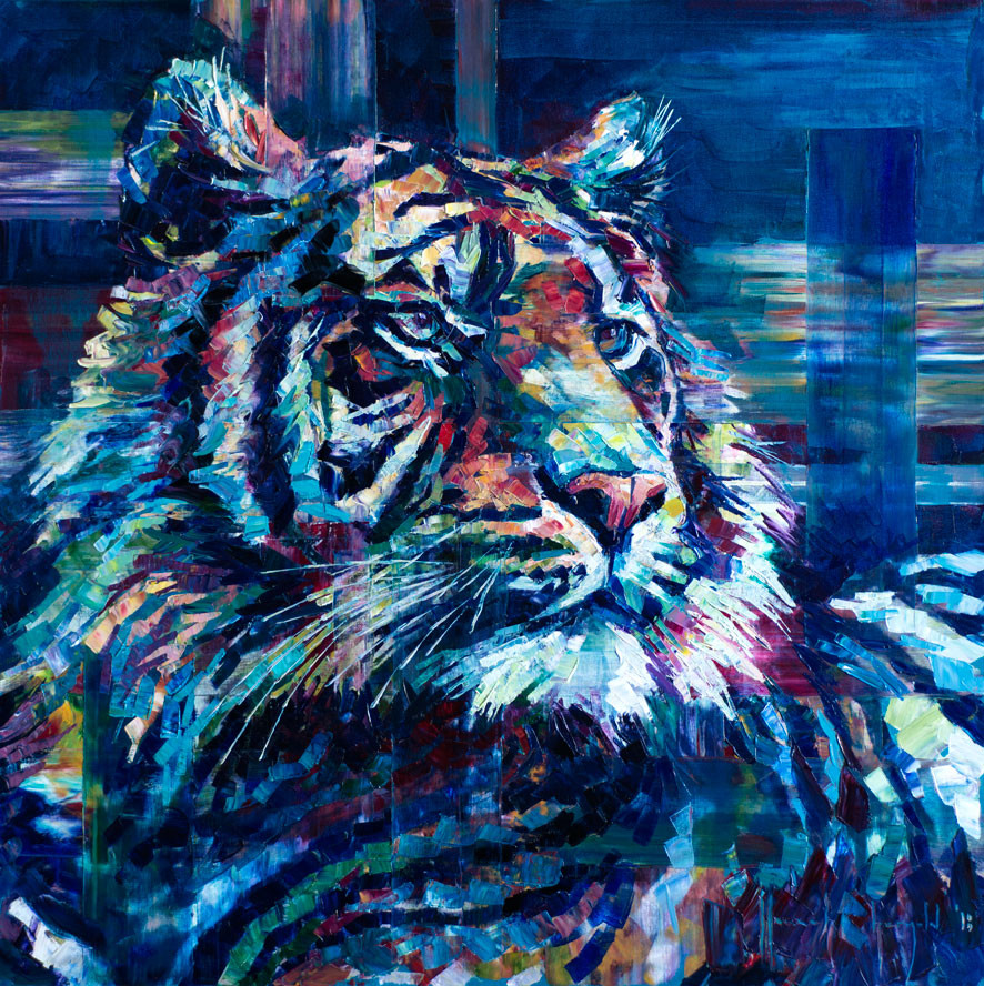 The Bengal Tiger, by Hannah Shergold