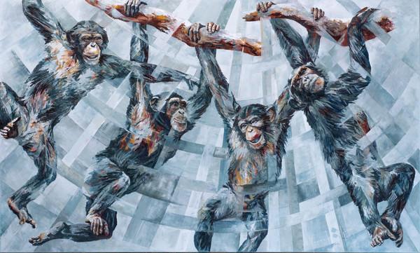 Cheeky Chimpanzee
