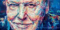 Sir David Attenborough - study I