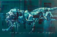 The Blue Labrador