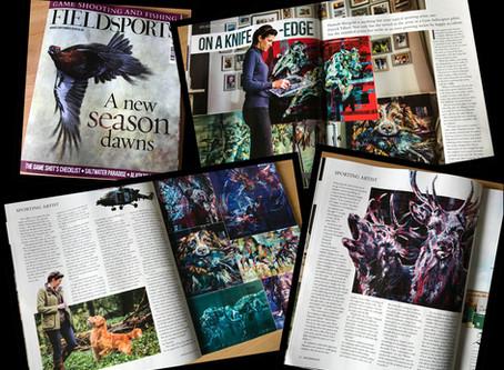 Field Sports Magazine's 'Sporting Artist'