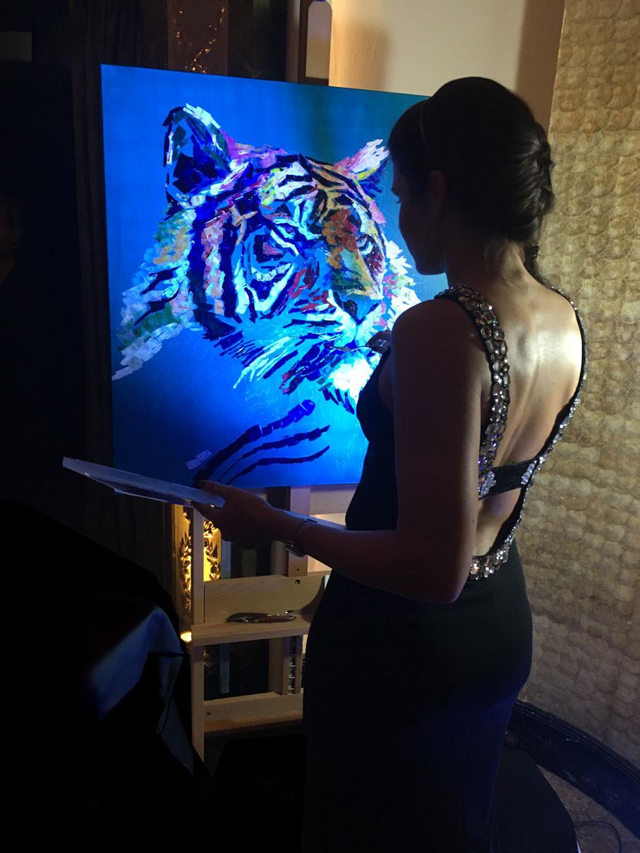 Hannah Shergold - The Bengal Tiger