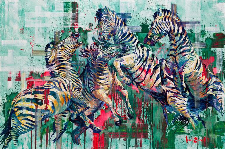 Zebras at War