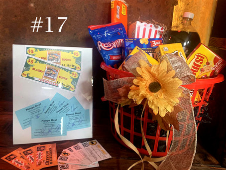 Item #17:  Family Fun Package