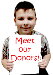 Meet Our Donors