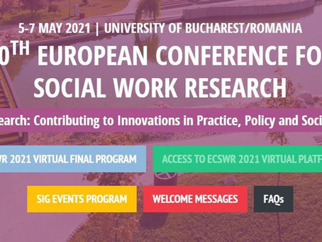 Saol presents at 10th European Conference for Social Work Research