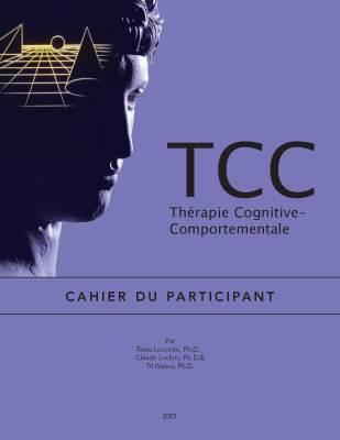 VERSION DIGITALE - Thérapie cognitive-comportementale (TCC) : cahier du ...