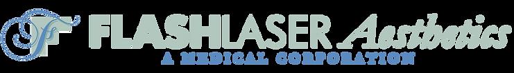 FlashLaser Aesthetics Logo