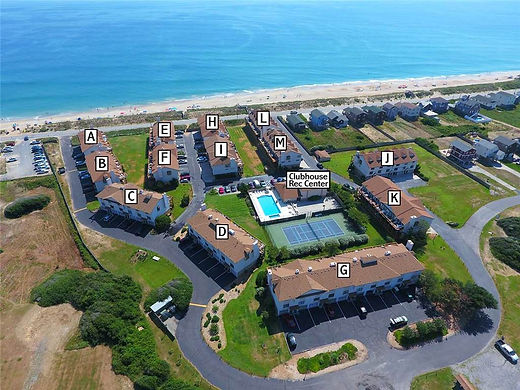 Sea Dunes Townhomes Community