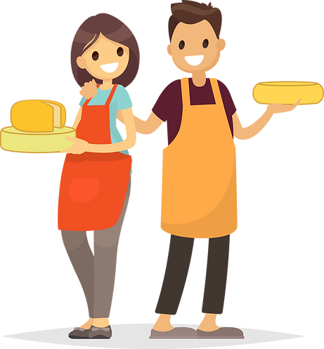 Couple holding cheeses.png