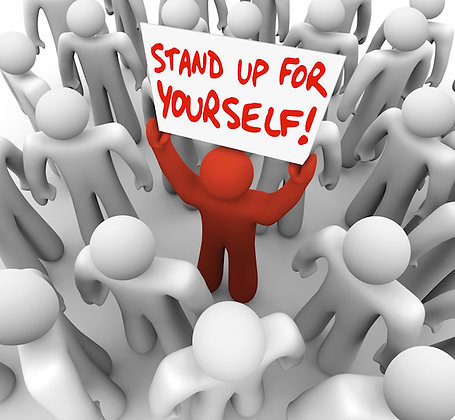 Be Assertive and Have Self Authority