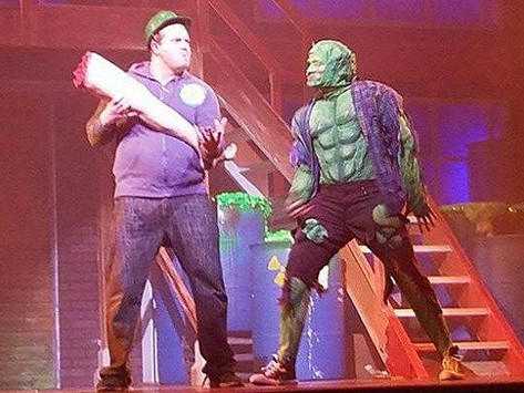 THE TOXIC AVENGER - FARMERS ALLEY THEATRE