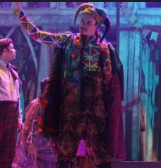 THE HUNCHBACK OF NOTRE DAME -  WHITE PLAINS PERFORMING ARTS CENTER