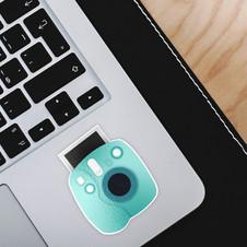 Instax Mini Polaroid Sticker