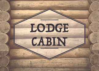 Lodge Cabin Logo