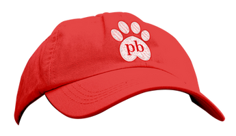 Purrfect Brew Branding - Embroidered Baseball Hat