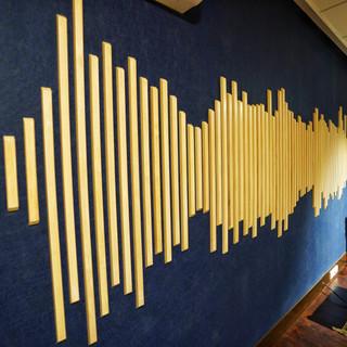 Glassonion Studios Wall Mural