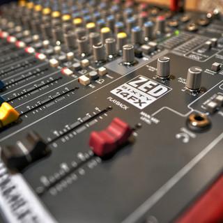 Glassonion Studios for audio recoreding