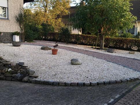 Stone gardens - a threat to biodiversity in urban areas