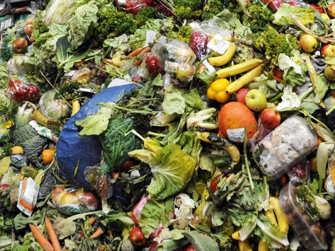 It is more than food waste!