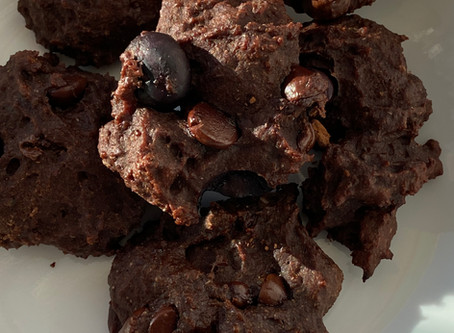 Winter Chocolate Bites