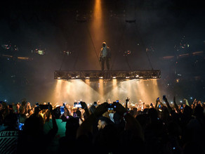 Kanye West's Saint Pablo Tour and the Democratization of Arena Concerts