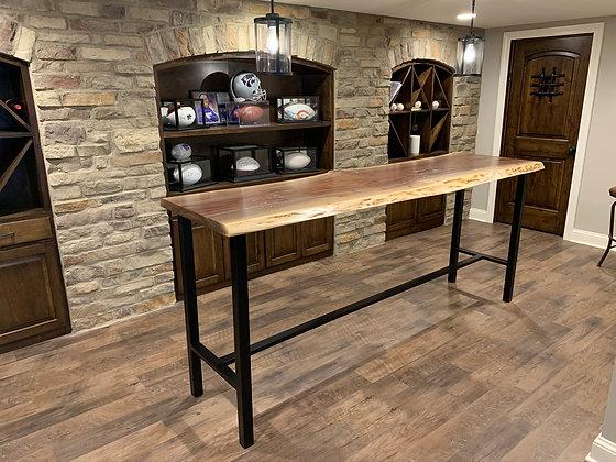 Walnut Bar Table 110