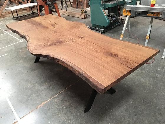 White Oak Dining Table 105