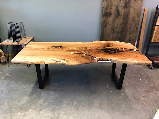 Red Oak Dining Table 208