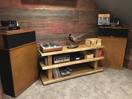 White Oak Console Table 218